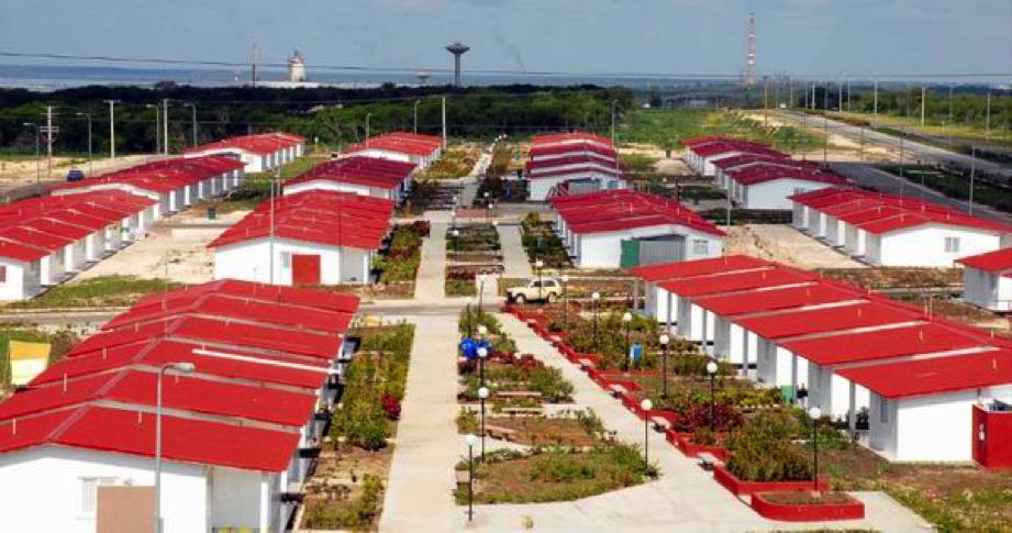 Residencias Petrocasa