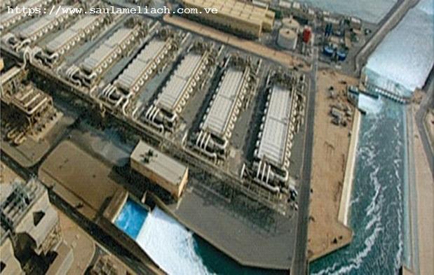 Construcción de planta desalinizadora en Atacama