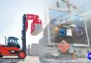 Linde Material Handling avanza hacia la Industria 4.0 con carretilla R-MATIC