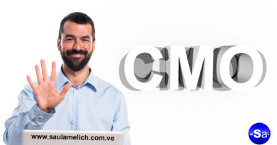 Saul ameliach - CMO - marketing - estrategias