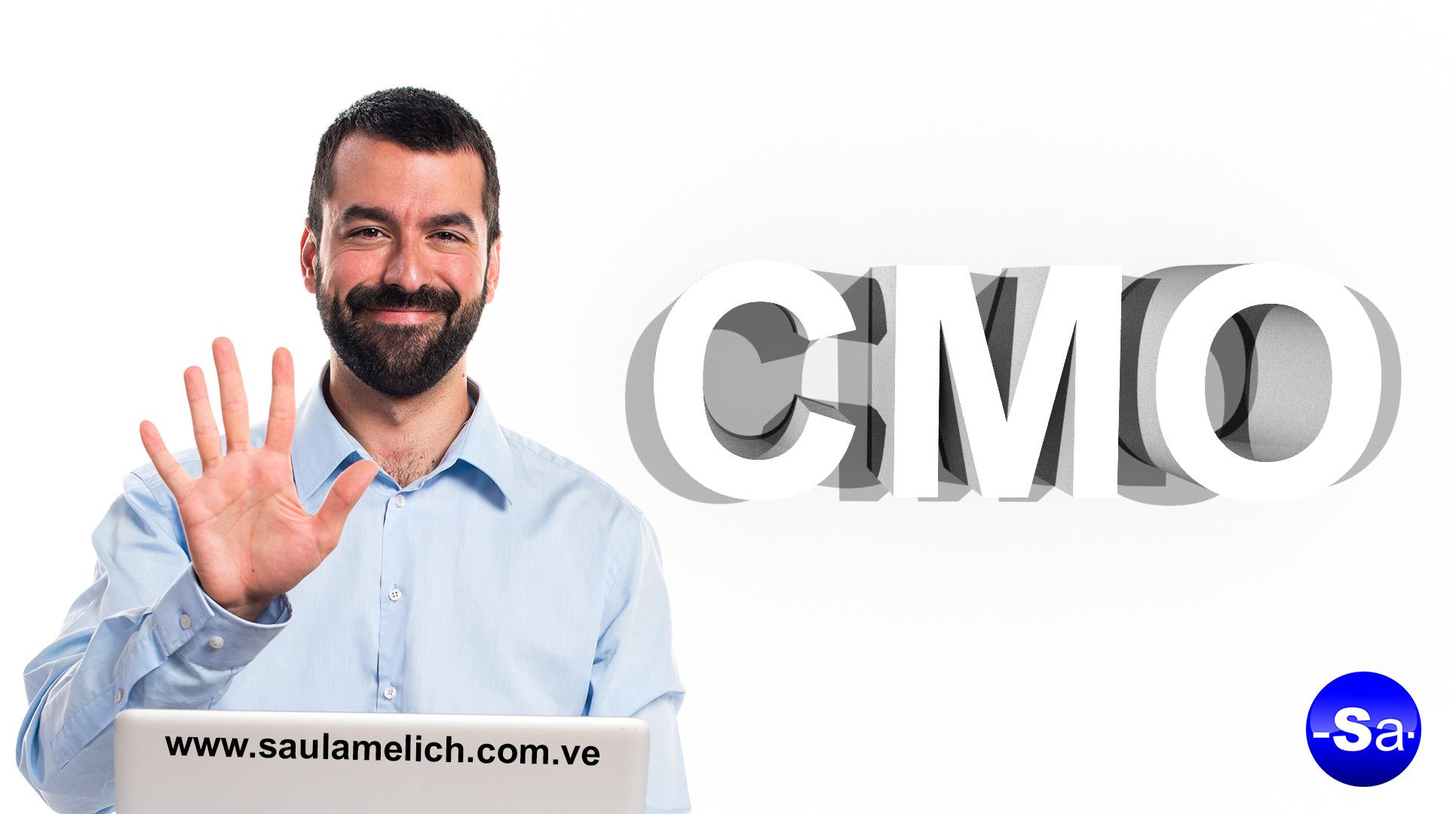 Saul ameliach - CMO - marketing - estrategias