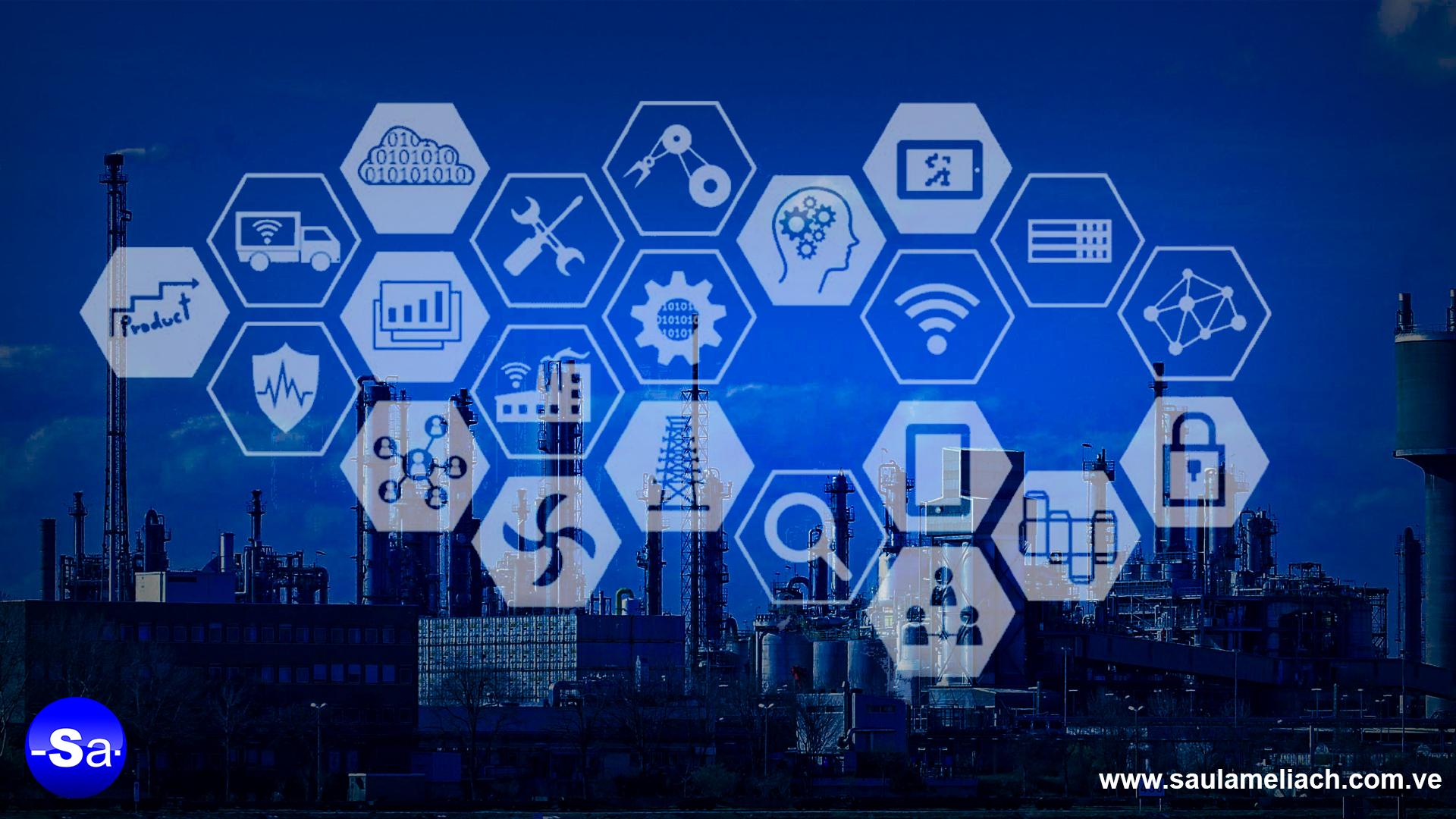 saul-ameliach-industria 4.0-revolución