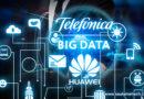 Telefónica y Huawei crean productos Big Data para las empresas