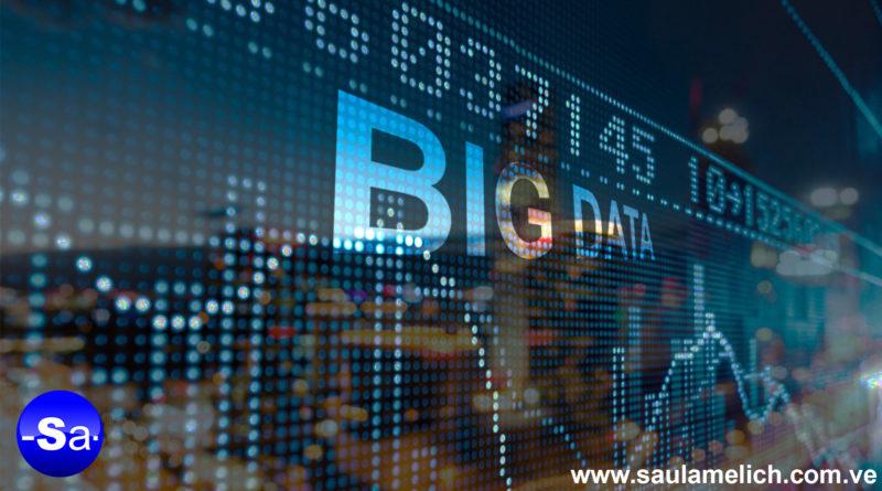 saul ameliach - caída - caída del Big data