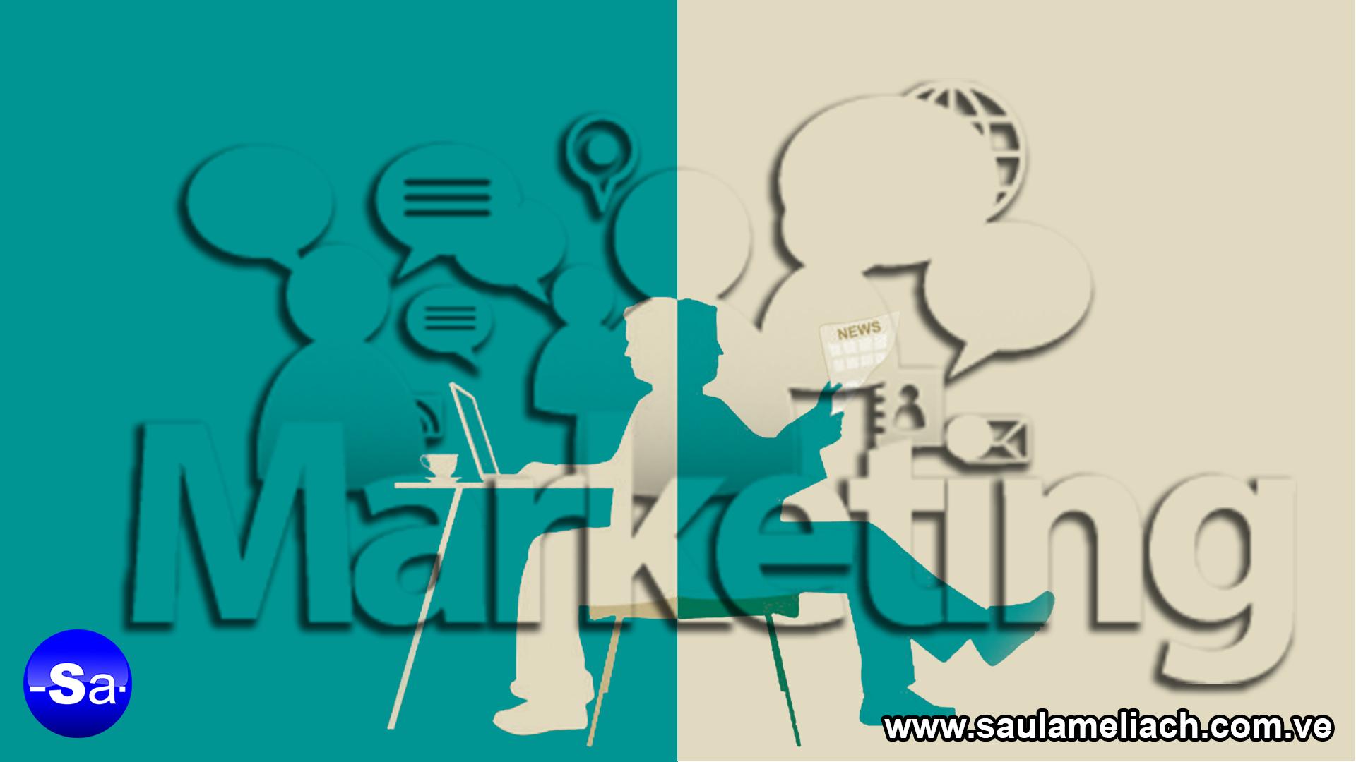 Saul Ameliach Marketing Digital y Marketing Online