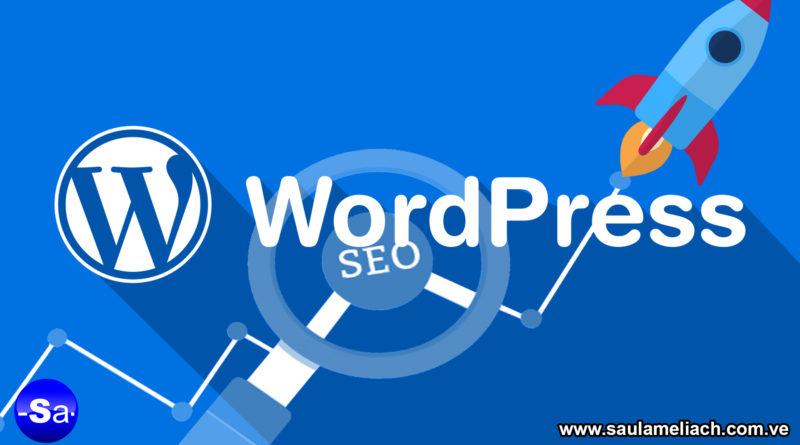 saul ameliach optimizar WordPress
