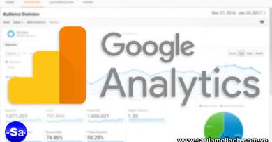 Saul Ameliach Google Analytics objetivos
