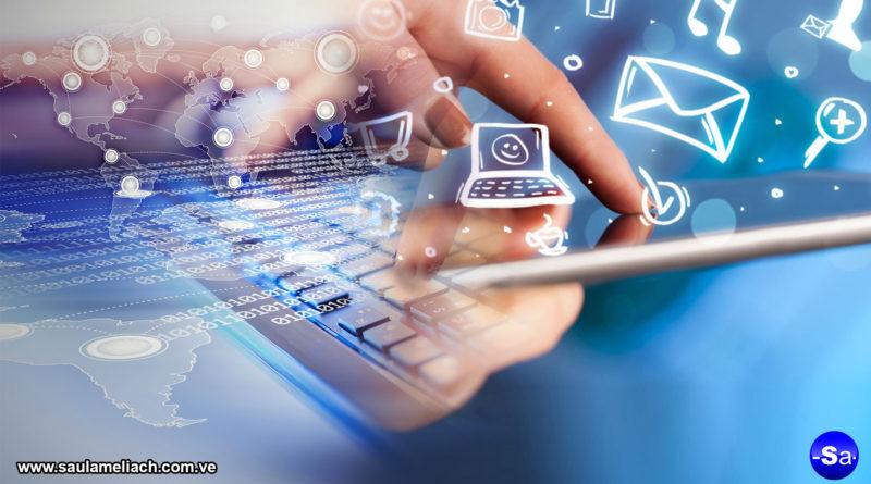 Saul ameliach tecnología de información comunicación