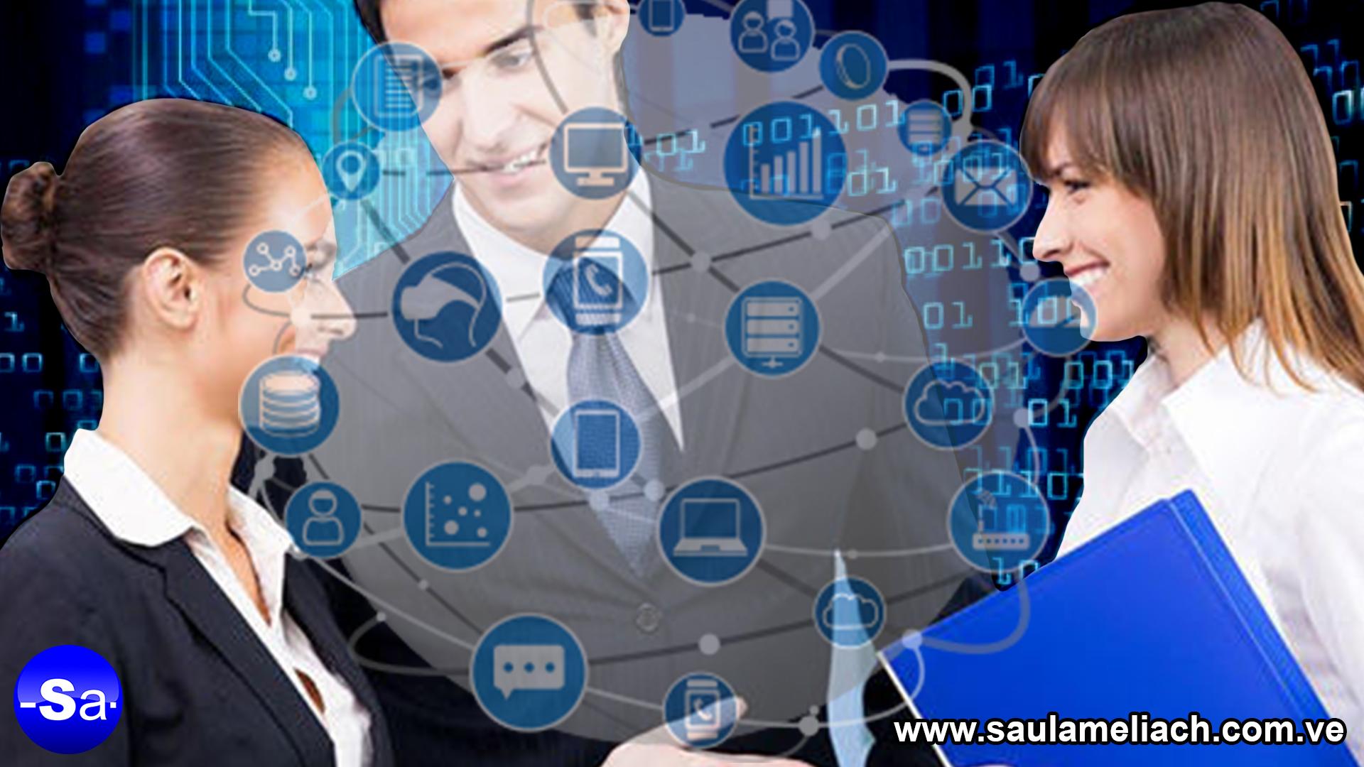 saul ameliach, redes sociales recursos humanos