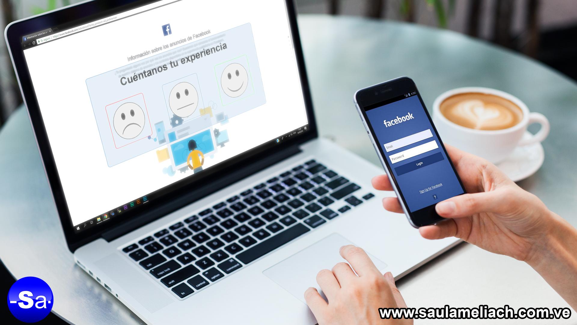 saul ameliach Facebook empresas