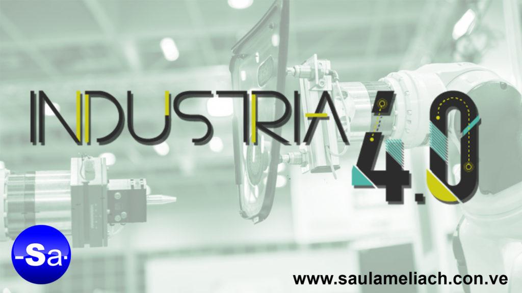 saul ameliach industria 4.0
