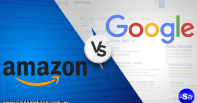 Amazon VS anuncios de Google