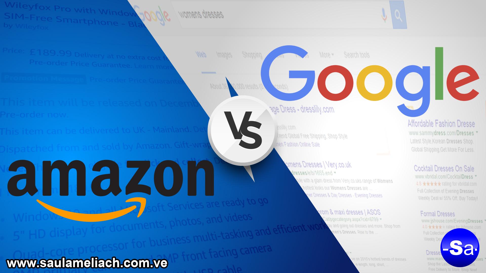 saul ameliach anuncios de Google anuncios publicitarios de Amazon