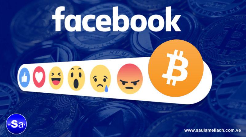 Saul Ameliach Facebook criptomonedas