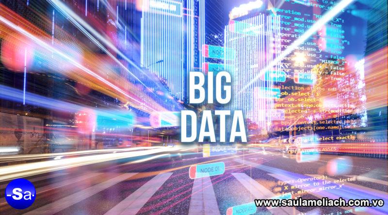 saul ameliach Big data la solución a la movilidad
