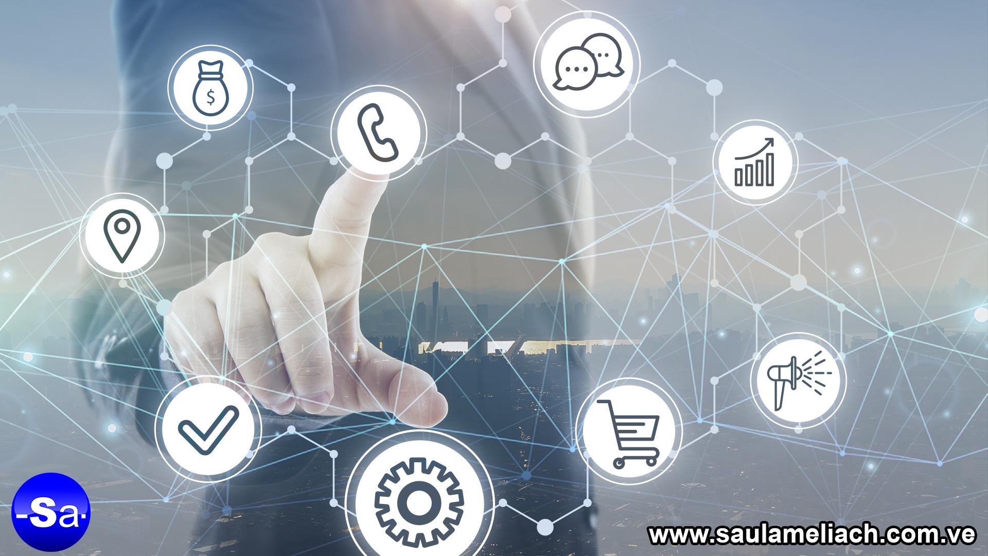Saul Ameliach Blockchain y Marketing Digital: Nuevas estrategias digitales