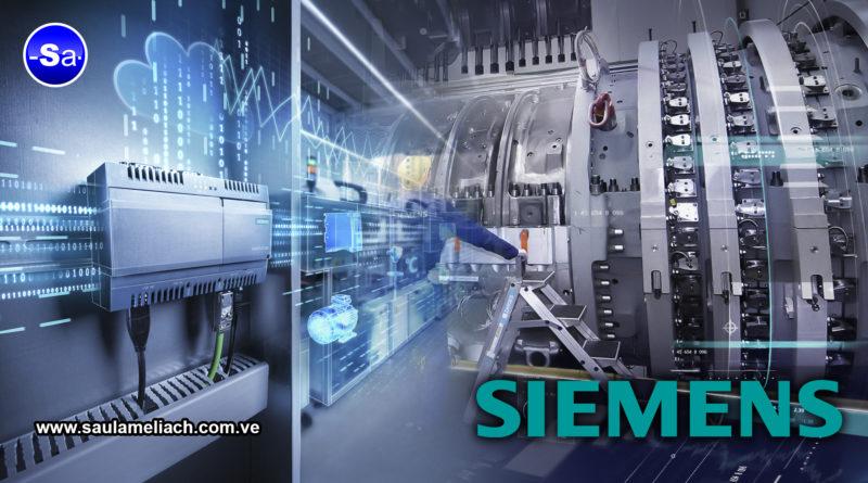 Saul Ameliach plan gratuito de industria 4.0 para Pymes Siemens