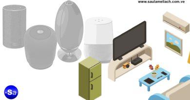 Saul Ameliach - Electrodomésticos inteligentes