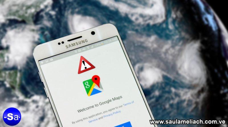 Google activó alerta SOS: Los resultados de búsqueda se unen al Huracán Florence