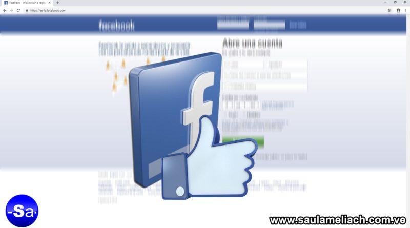 Saul Ameliach - Facebook - crear y compartir fotos en 3D