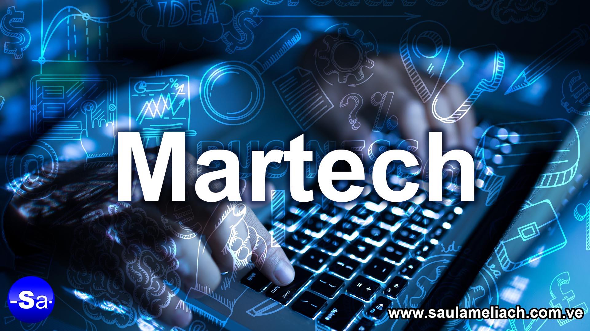 Martech - Saul ameliach