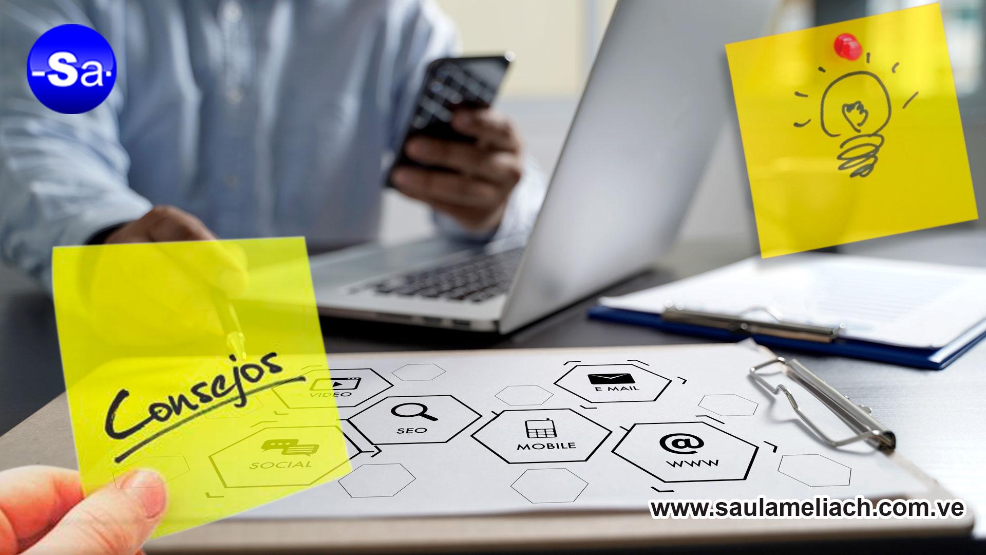saul ameliach_Marketing y las ventas