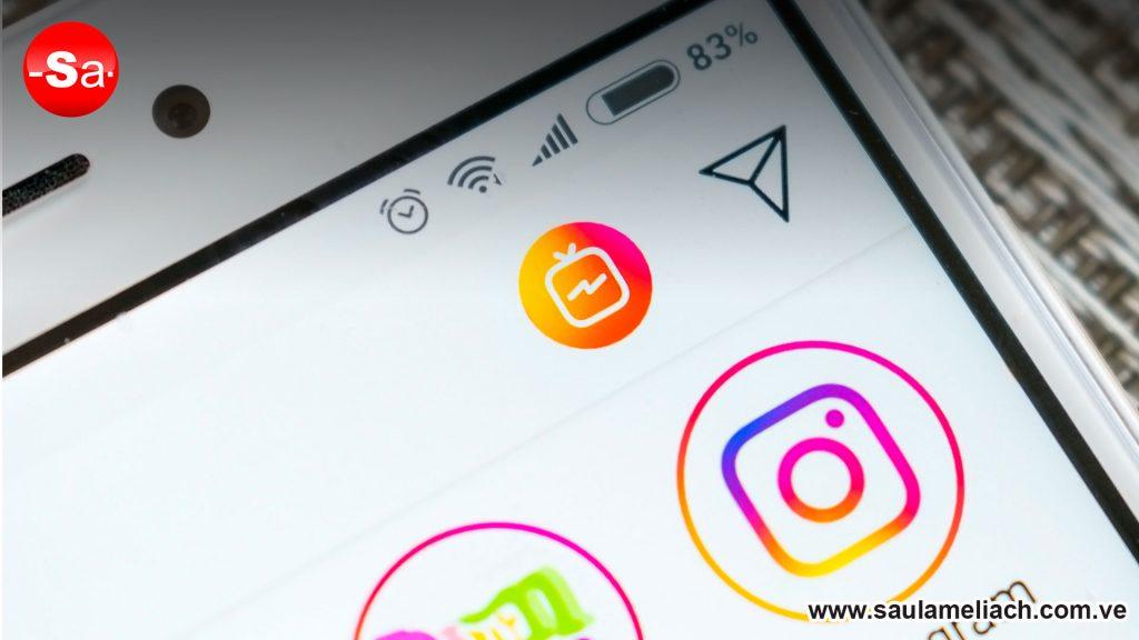 Novedades de Instagram