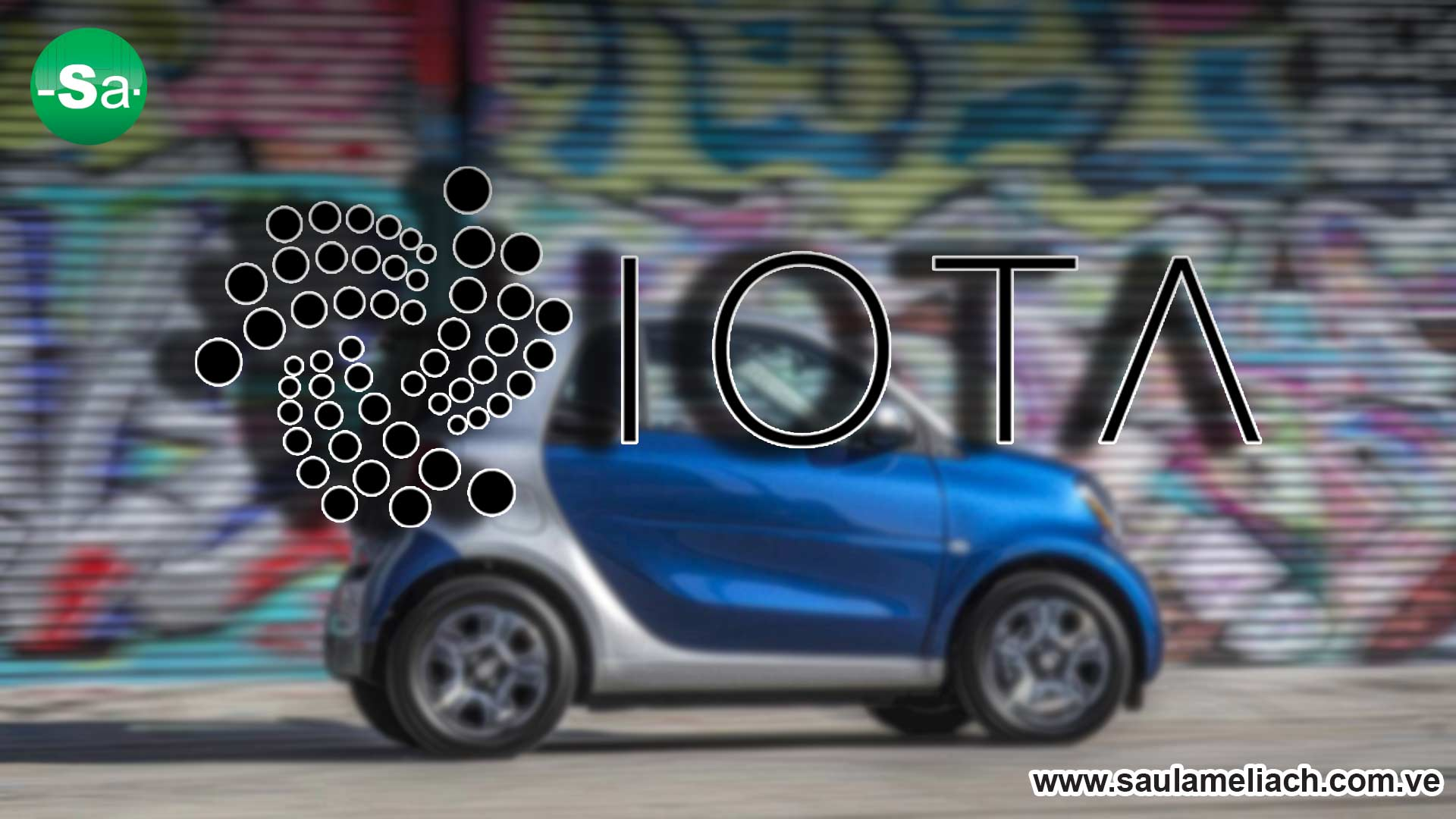 tecnología Tangle de IOTA