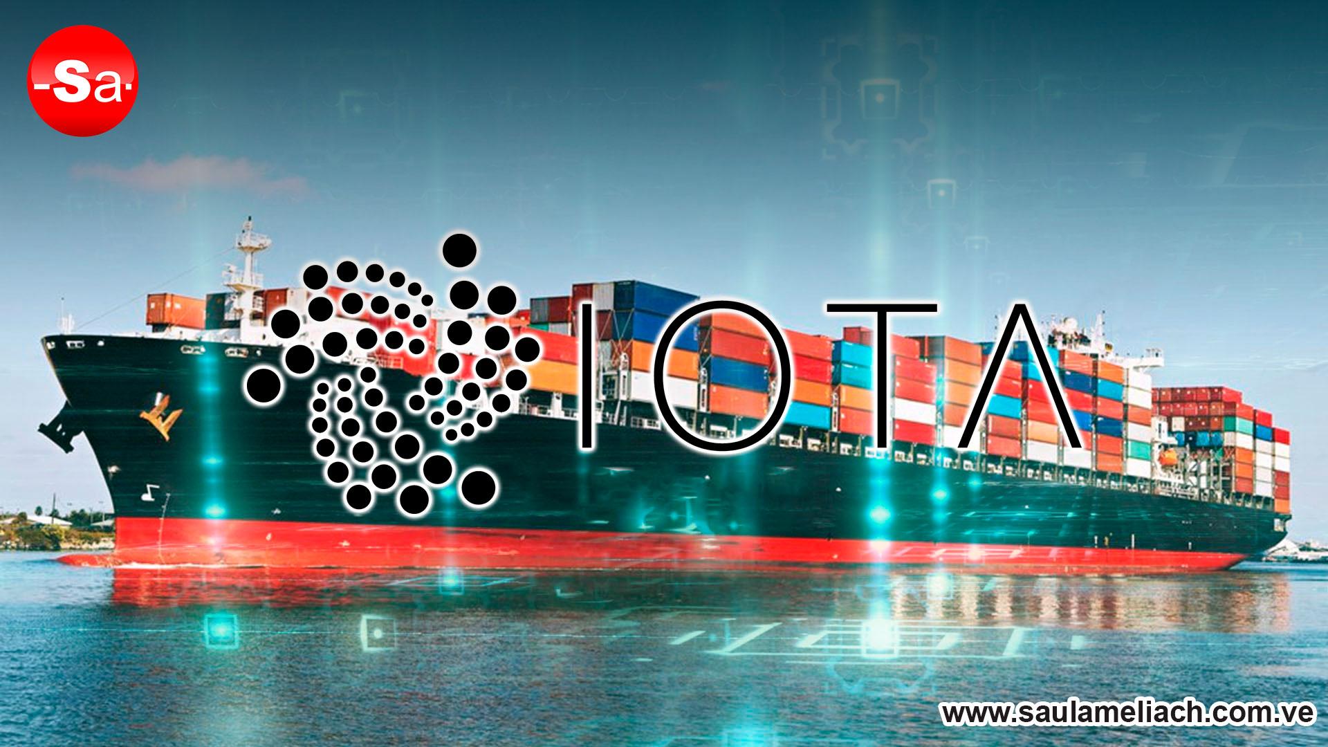Tecnología IOTA - Saul Ameliach